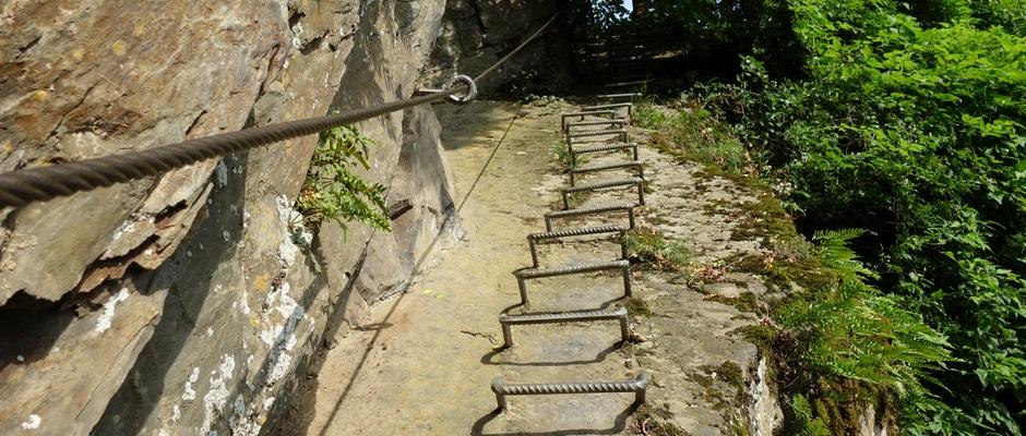 revier: mittelrhein-klettersteig boppard – schöne tour um die ecke